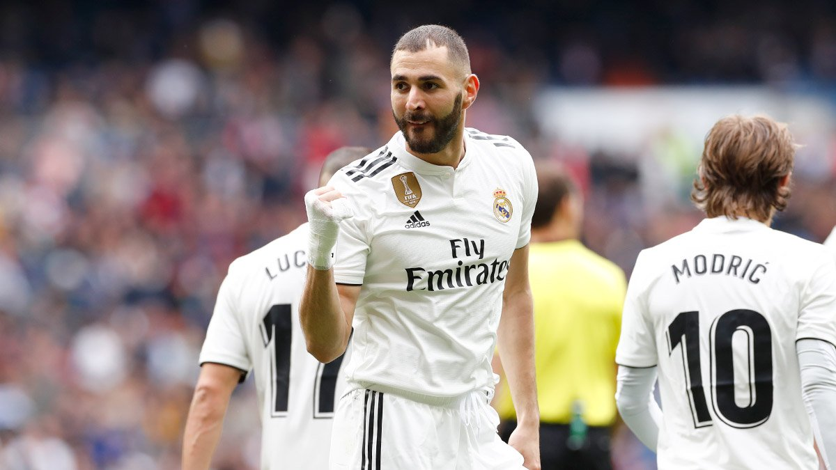 Xem lại Real Madrid vs Athletic Bilbao, 21h15 ngày 21/4 (La Liga)