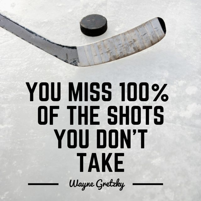 &quot;You miss 100% of the shots you don&#39;t take.&quot; ~Wayne Gretzky  #vatips #virtualassistant #smallbusiness#yourvamentor<br>http://pic.twitter.com/pcDWQeQ9V1