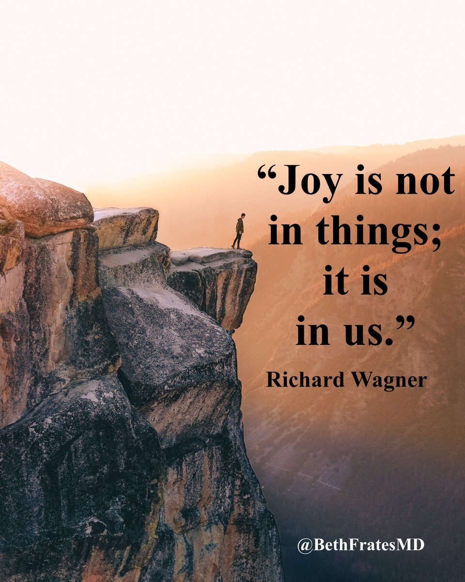 We can experience joy when we focus our attention on the good things in our life and the beauty that is all around us.  #ThinkBigSundayWithMarsha #SundayMorning #SundayBrunch #SundayMotivation #JoyTRAIN #IAM #GoldenHearts #positivity #optimism #beauty