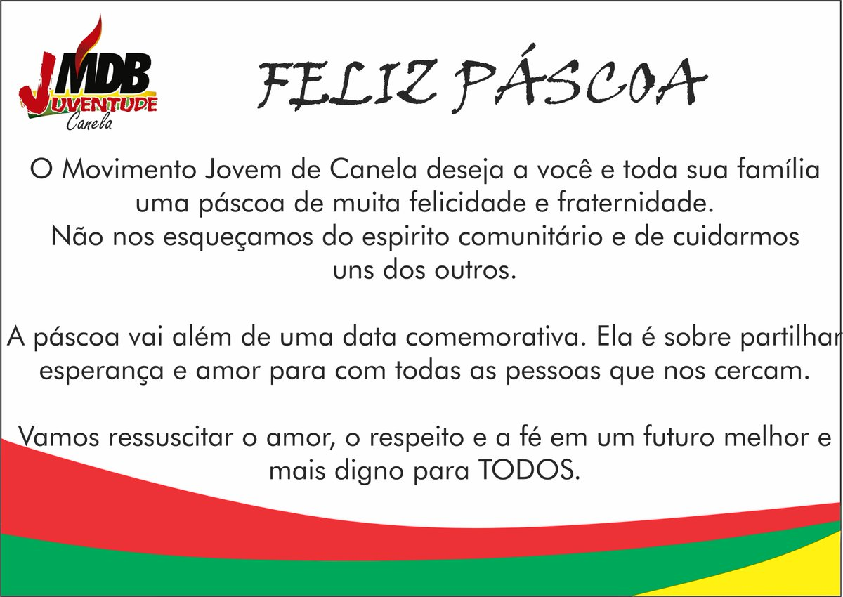 Feliz Páscoa e um futuro melhor a todos!  #pascoa #PascoaDoBrasileiro  #pascoa2019  #jmdb