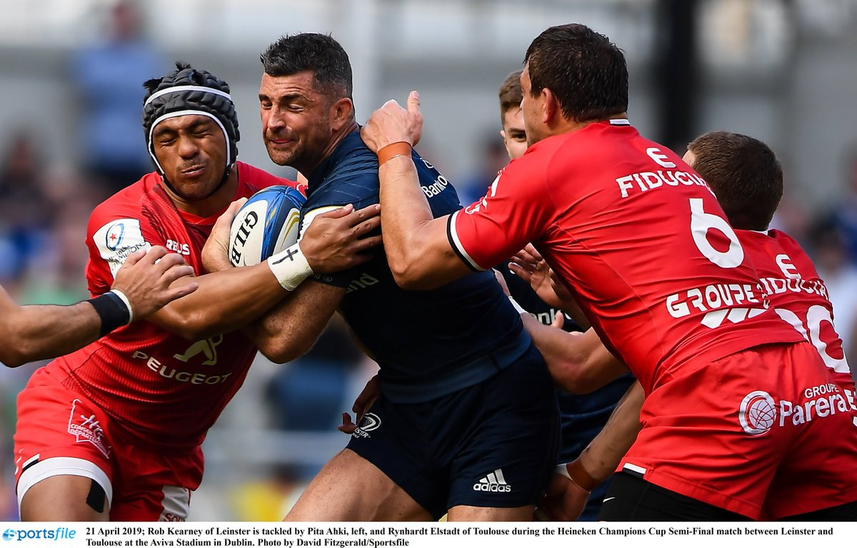 test Twitter Media - Leinster will face Saracens in the Champions Cup final in Newcastle after beating Toulouse 30-12 at the Aviva Stadium on Sunday: https://t.co/Ko5zvknwjc https://t.co/WUuBjNB0rZ