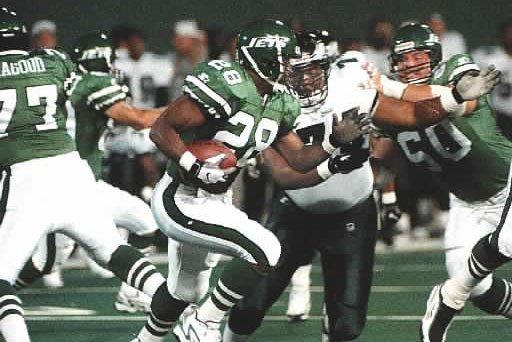 Former Jets running back, college star Reggie Cobb dead at 50 https://trib.al/WxPPxh5