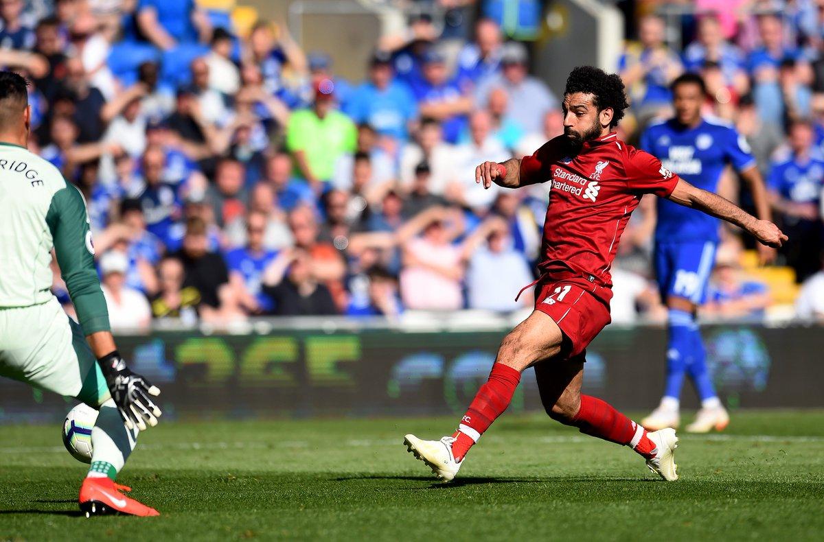 Xem lại Cardiff City vs Liverpool, 22h00 ngày 21/4 (Ngoại hạng Anh)
