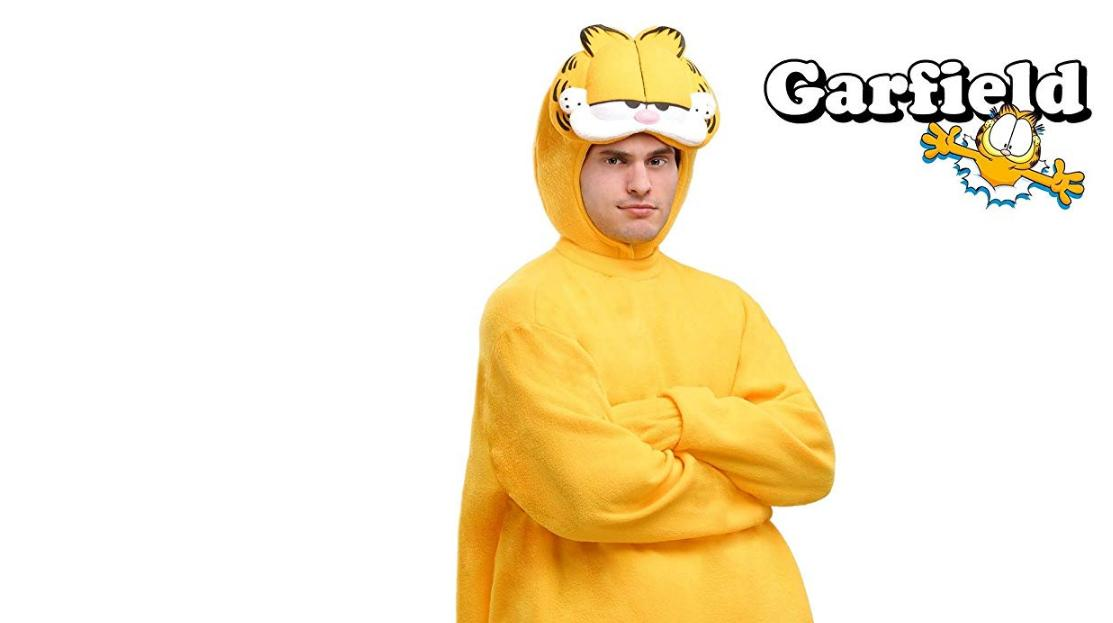 Quinton Respooks On Twitter This Photo Of An Amazon Model In This Garfield Fursuit Exudes The Exact Same Aura Of Every Photo I Ve Ever Seen Of Ben Shapiro Https T Co Jhlxshas7b