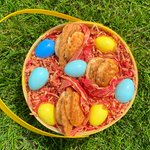 Image for the Tweet beginning: Your Easter basket never looked