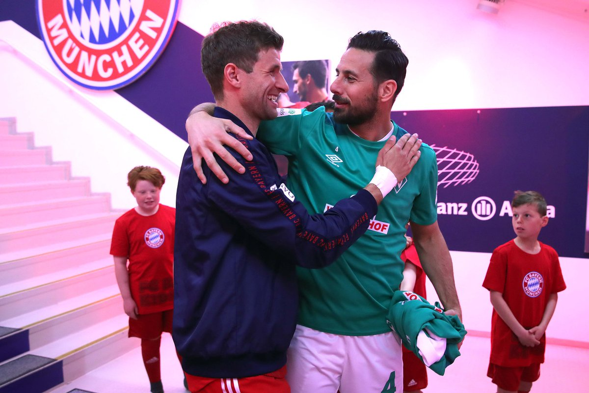 3️⃣0️⃣5️⃣ #Bundesliga goals 📸 #MiaSanMia