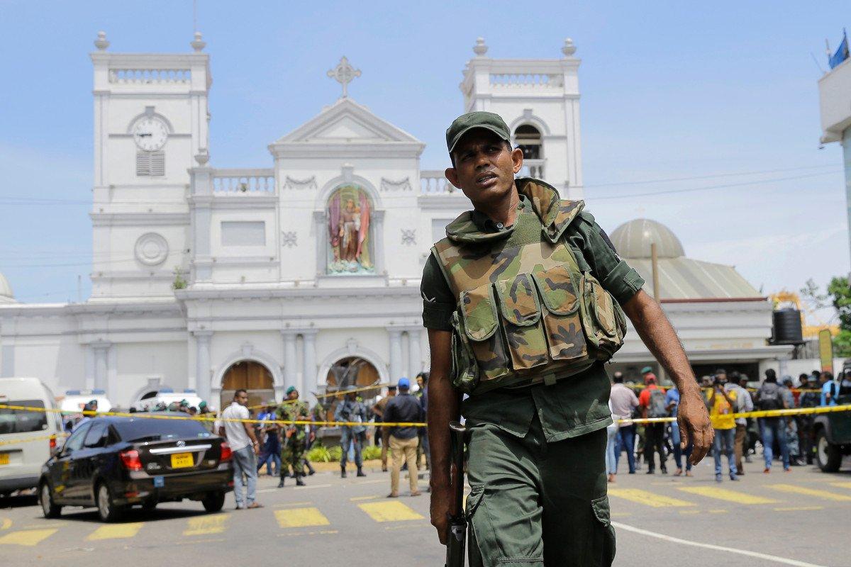 White House denounces 'despicable' Sri Lanka attacks https://trib.al/2OLnKH9