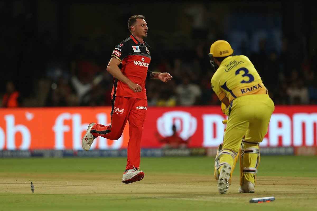 #RCBvCSK - CSK needed a Dre Russ, not MS Dhoni - DHONI FAILS BIG TIME as CSK CHOKES AGAIN...