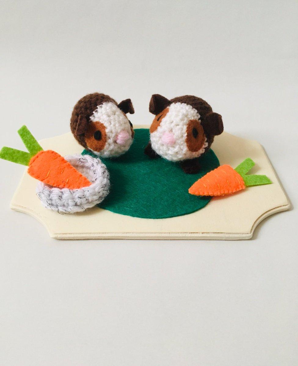Ravelry: Chubby guinea pig pattern by Kati Galusz | 1200x976