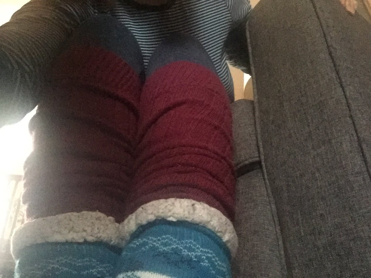 It's a slipper socks and legwarmers kind of a weekend  patiently waiting for the baseball game to start at 4-ish  #letsdothis #LetsGoBlueJays  <br>http://pic.twitter.com/svQmtvv799