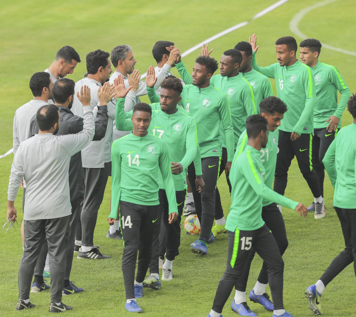 مشاهدة مباراة السعودية وبنما بث مباشر 31-05-2019 الشباب