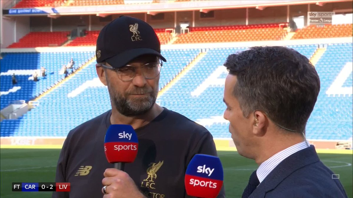 How will the victory over Cardiff help Liverpool with a Barcelona clash and the title race?   Jamie Carragher asks how Jurgen Klopp will manage his squad.