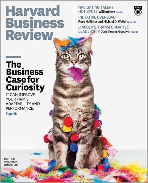 STAY CURIOUS: It's where new learning, ideas for innovation, the drive to try new stuff and the courage to overcome the fear of the unknown comes from. Why Curiosity Matters http://bit.ly/2Iw57ps @HarvardBiz  #curiosity #learning #growth #courage #ideas #innovation #Inspiration