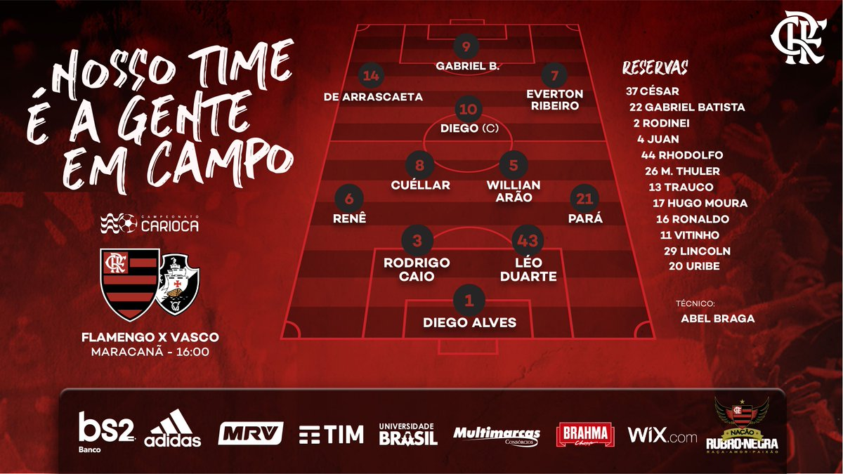 Flamengo's photo on Mengão