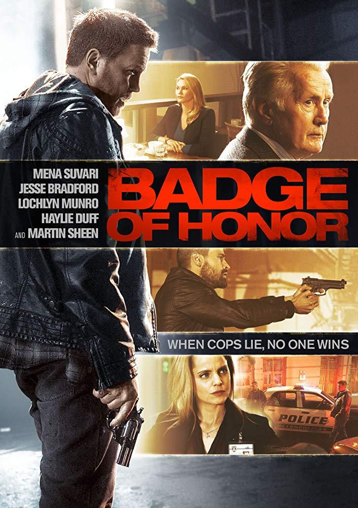 gündemden az da olsa kaçabilirsiniz.  #BadgeOfHonor #film