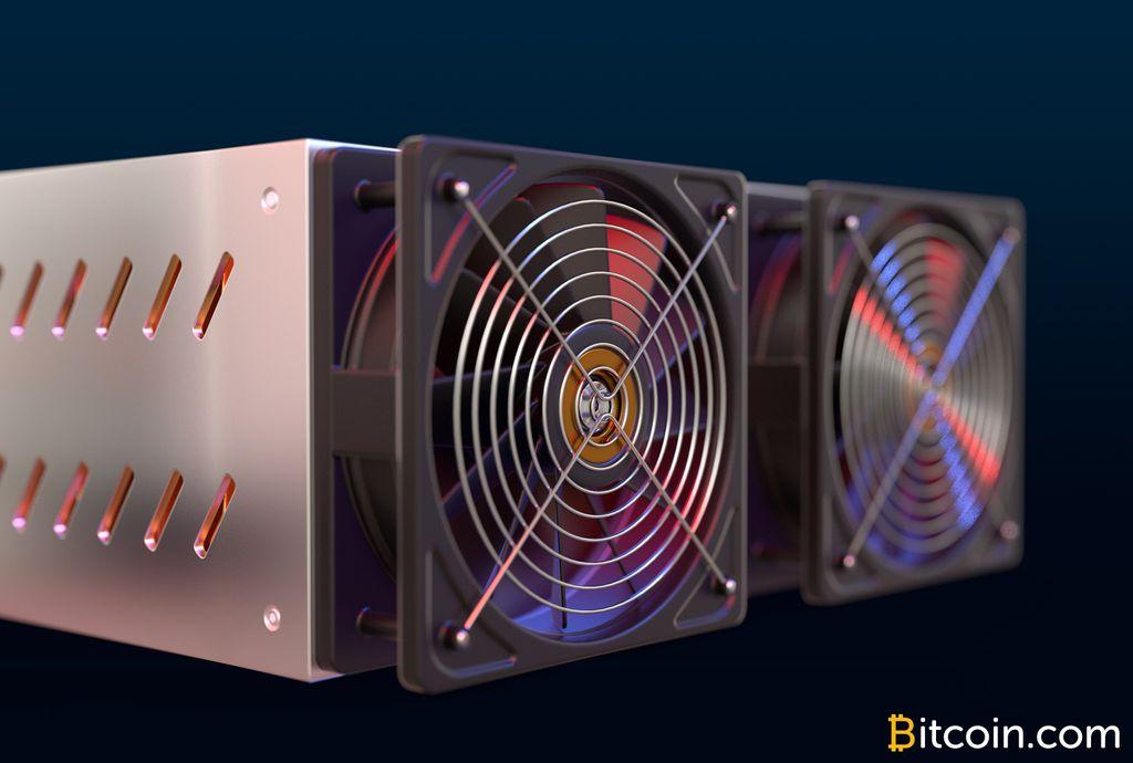 These Next-Generation Mining Rigs Pack a Ton of Hashpower http://bit.ly/2PkXLXx #Blockchain #bitcoin #btc