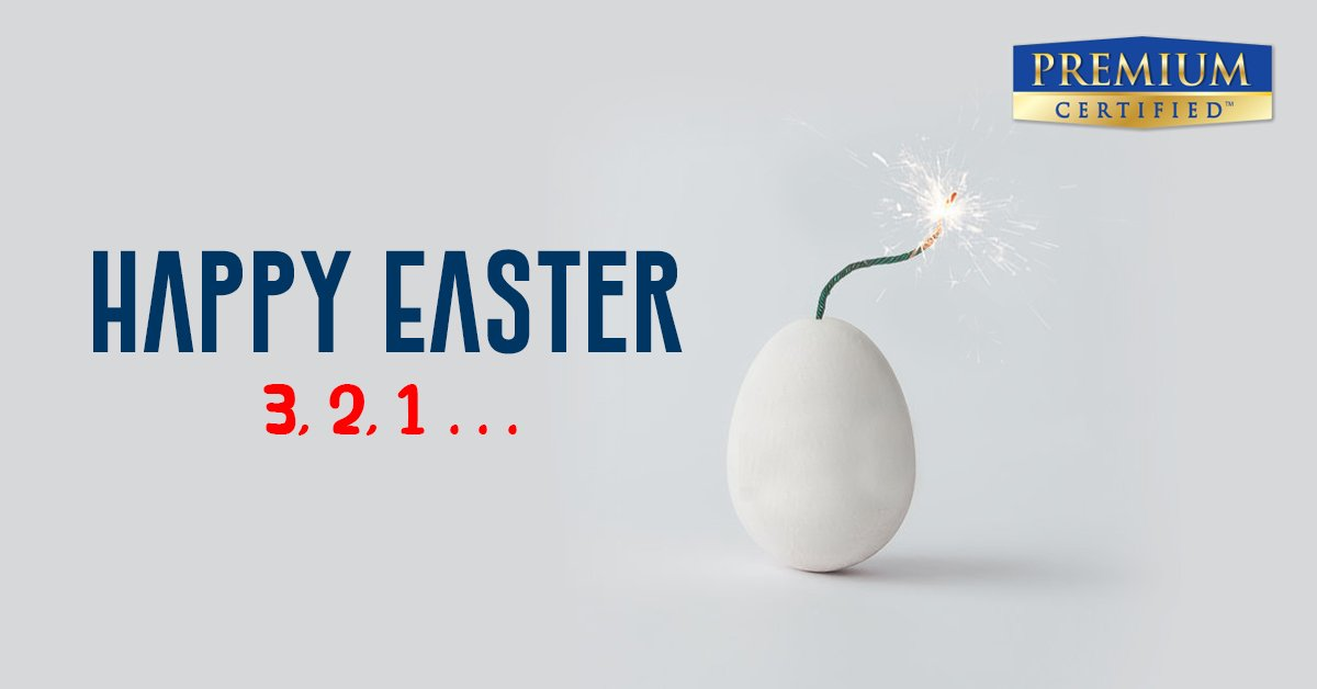 Happy #Easter from Premium Certified. Check out our array of #health supplements. http://bit.ly/PremiumCertifiedTW …