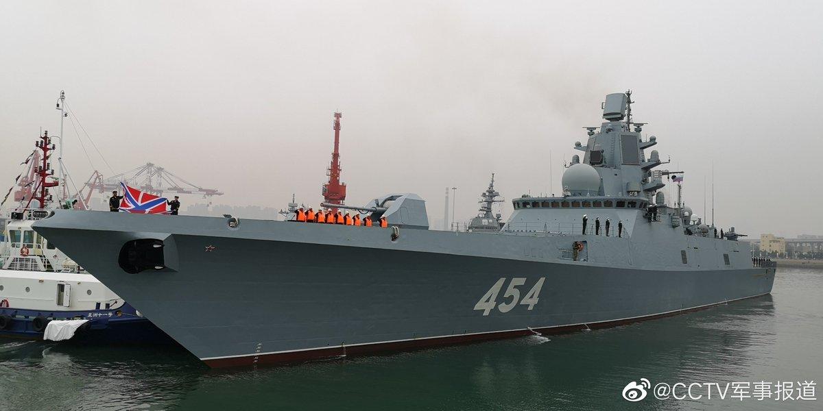 Ruska borbena grupa ušla u Južno Kinesko More D4sg_O7X4AAmVii