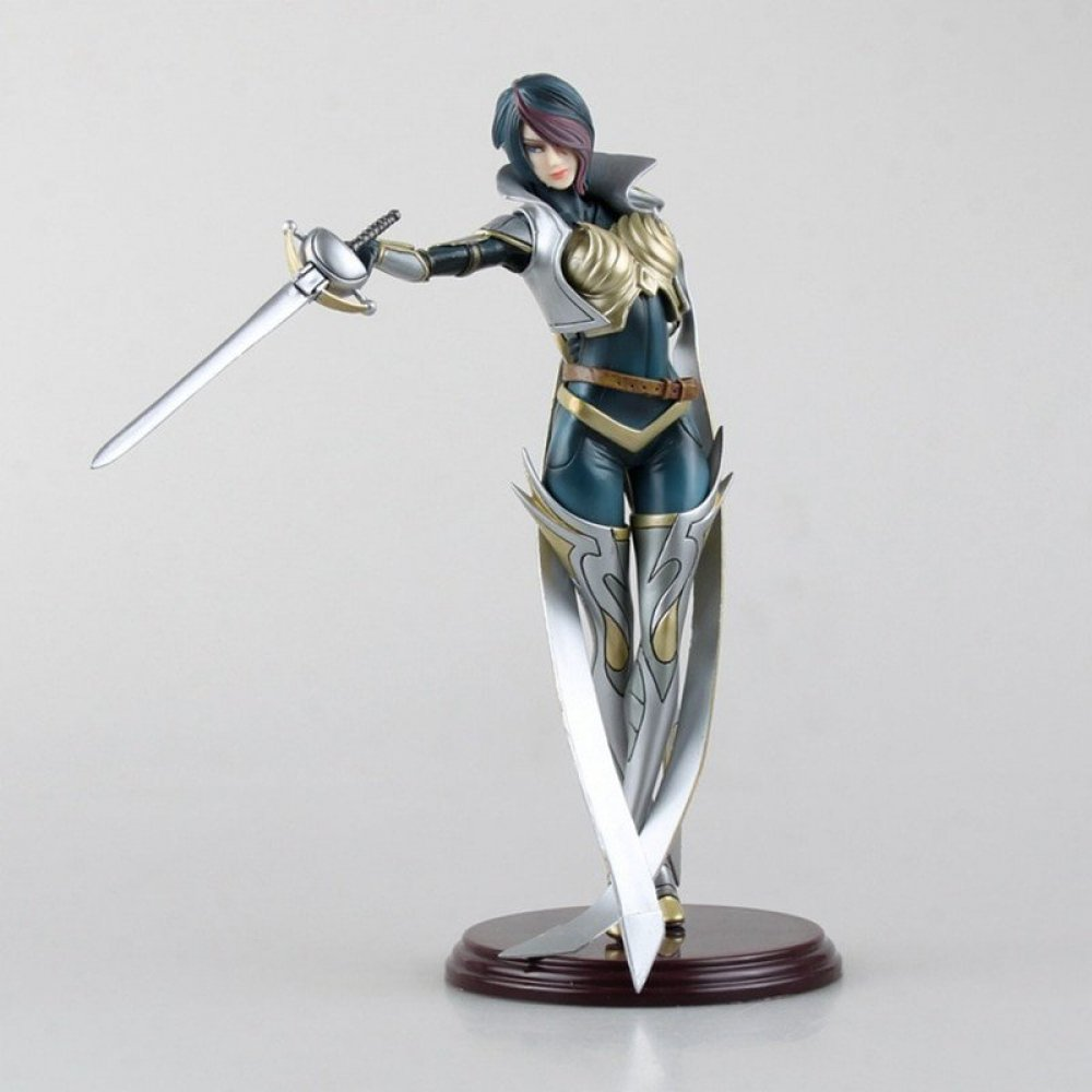 Fiora The Grand Duelist Action Figure  #LeagueofLegends #lol #onlinegames #rivenstore.com https://rivenstore.com/product/fiora-the-grand-duelist-action-figure/ …  Retweet if you like!
