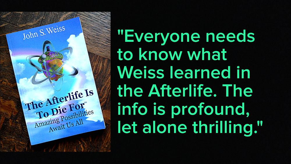 """""""A MUST READ."""" @WeissJsw819 http://ow.ly/v7HG30osY8C #amreading #faith #afterlife #mindfulness #empath #God #psychic http://ow.ly/A0Zt30osY8D"""
