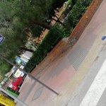 Image for the Tweet beginning: #Viento, #lluvia y toda la