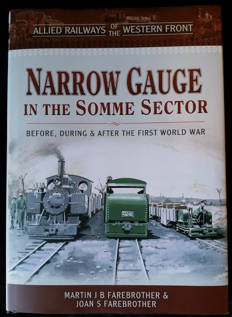 #BookReview via the Michael's Model Railways blog: Narrow Gauge in the Somme Sector, 'a high-quality publication, and a detailed historical record of the subject it covers.' Read the full #review here: https://buff.ly/2Vai8M8