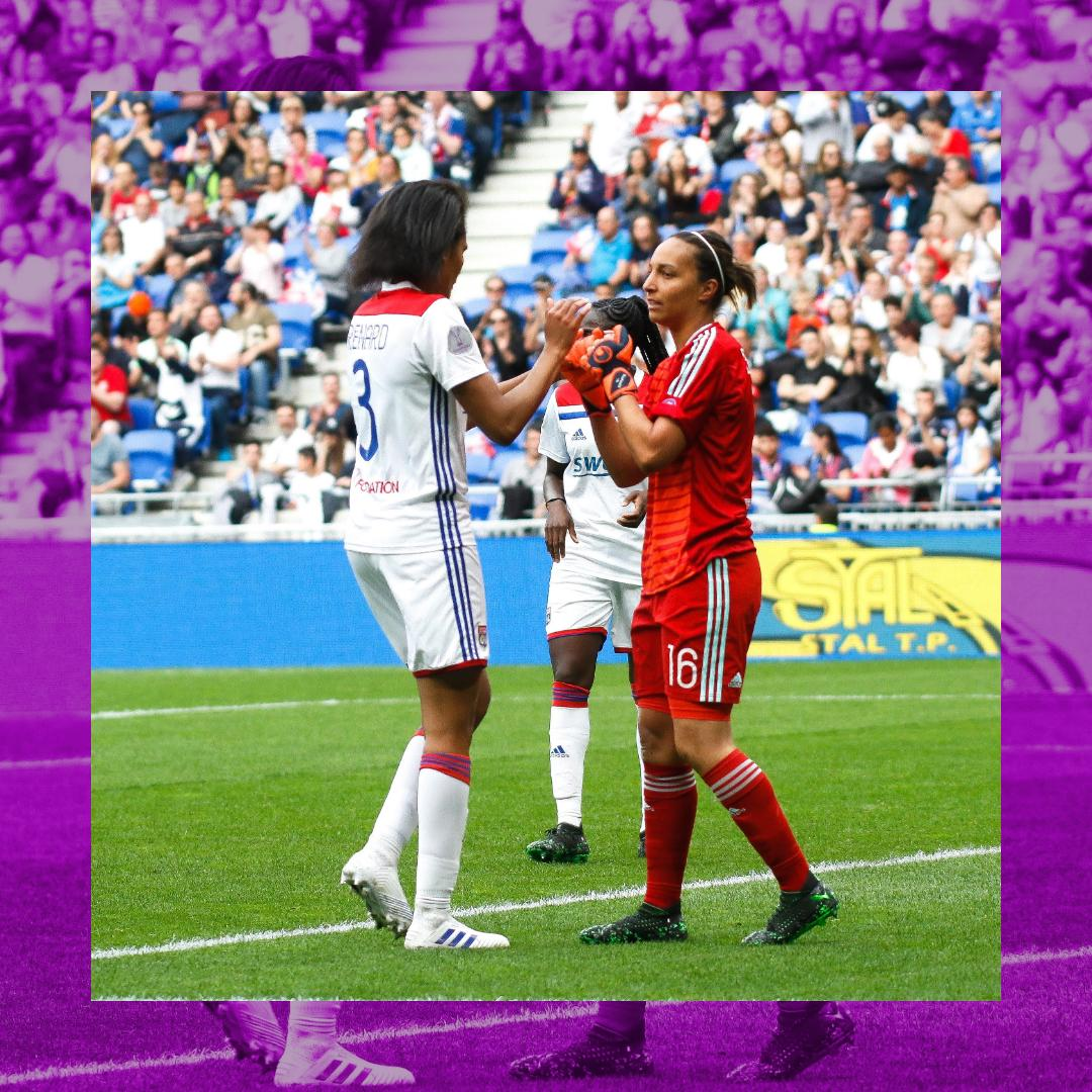 #UWCL record😍  The crowd of 2⃣2⃣9⃣1⃣1⃣ at @GroupamaStadium for @OLfeminin v @ChelseaFCW is the biggest ever for any match in the competition other than a final🙌🙌🙌🙌