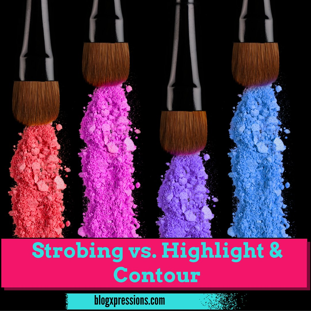 #Strobing VS. #Highlight & #Contour? What does this mean in the world of #makeup? Check out this #blog post!  http://bit.ly/2olfNu9