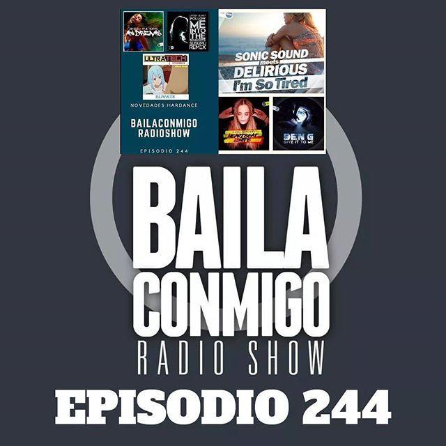 #BailaConmigoRadioShow Episodio 244: #SoundCloud: http://bit.ly/2IGHw5I #MixCloud: http://bit.ly/2GyYrWo #Ivoox: http://bit.ly/2IMuaF9 #Descargar: http://bit.ly/2GxEMpE #HardHouse #HarDance #dance #RadioShow #Radio http://bit.ly/2IMcdGC