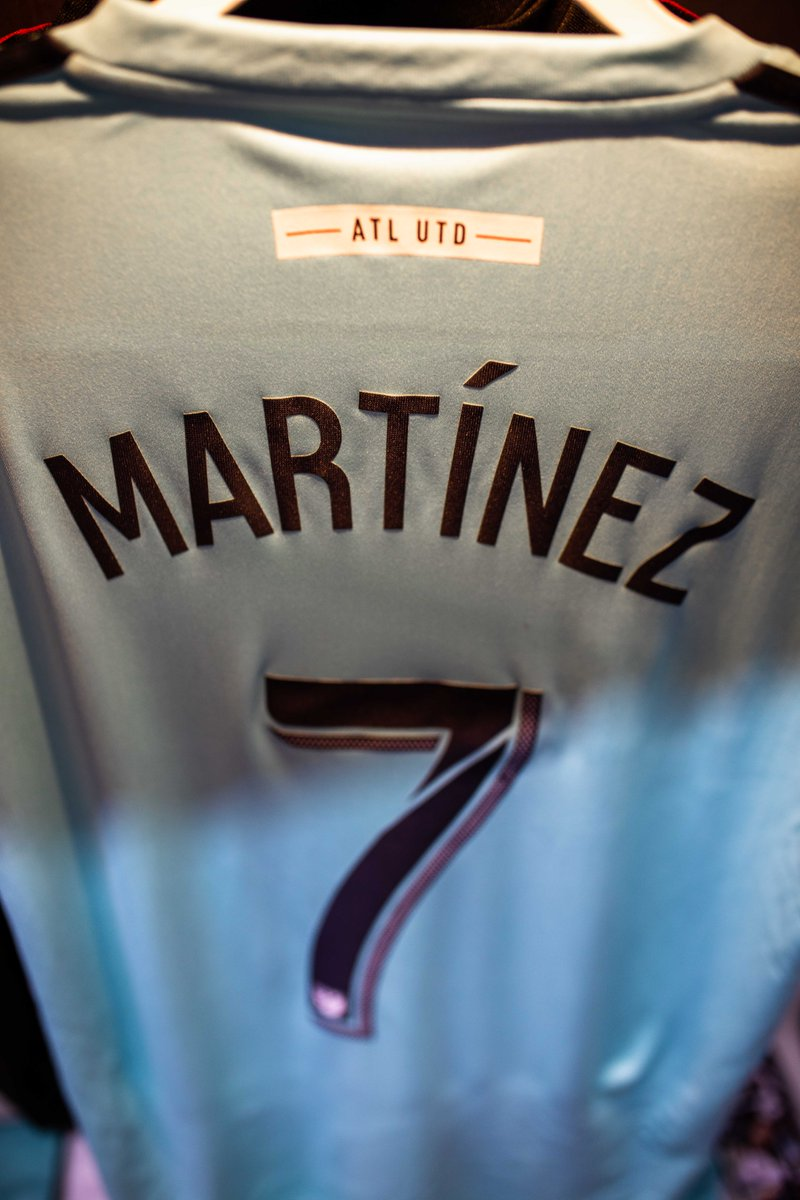 Don't Forget!  Signed, match-worn Parley kits, up for auction. All proceeds go to @GeorgiaAquarium.  Bid NOW: http://atlutd.com/fortheoceans