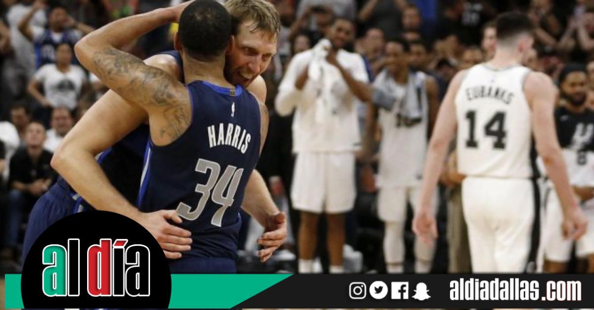 ⭕️ | #Deportes | Qué extrañarán más los jugadores de los #Dallas #Mavs de Dirk #Nowitzki.  Sus ahora ex compañeros de los #Mavericks imaginan el futuro sin el alemán 🏀. http://www.aldiadallas.com/2019/04/16/que-extranaran-los-jugadores-de-los-dallas-mavs-de-dirk-nowitzki/…