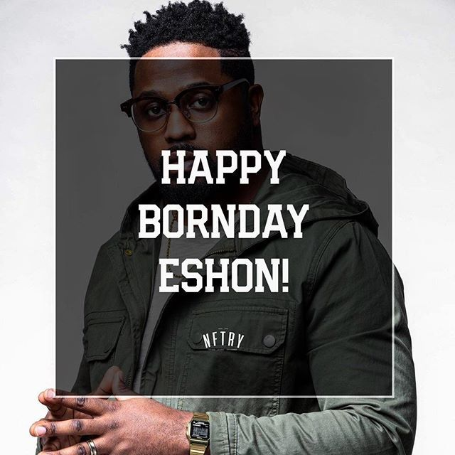 Bornday salute to our comrade, founder and leader @eshonburgundy - We are thankful for you beloved!  #NFTRY ⛑ http://bit.ly/2GyneJW