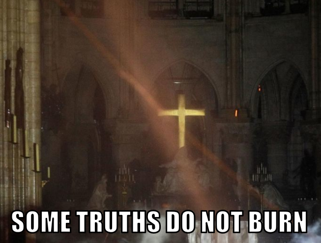 Some Truths Do Not Burn Some Truths Do Not Explode Some Truths Never Die