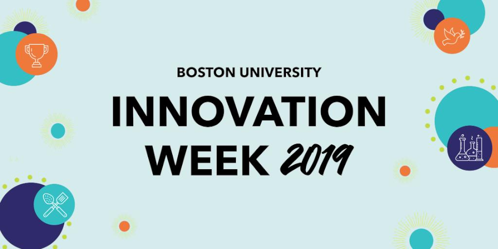 Next week, there are over 46 Innovation Week at BU events happening across @BU_Tweets!   Not sure which ones to attend? Take this quiz to help you choose --> http://spr.ly/6015EdS2x  #InnoWeekBU #BUterriers @BU_Tweets
