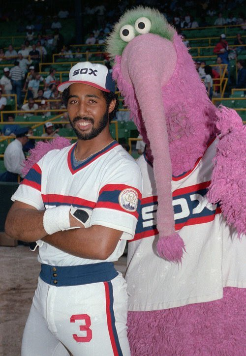 The Chicago White Sox organization peaked right here. Yes, I know they've won a World Series since then.