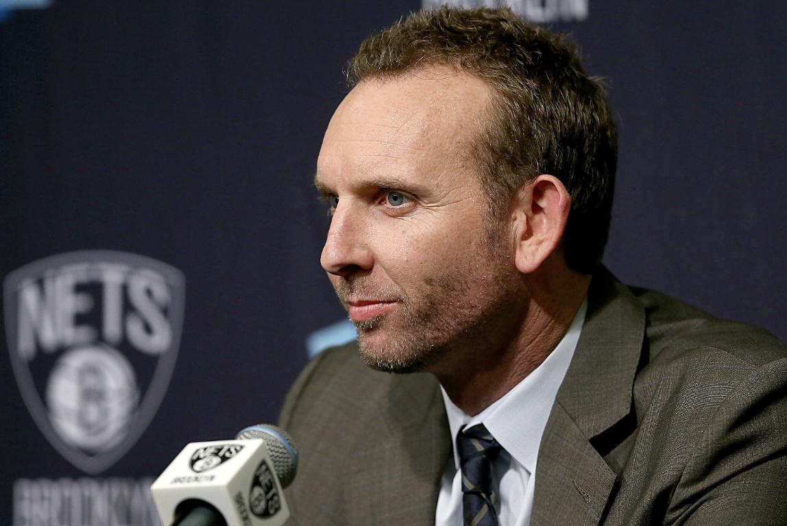 Brooklyn Nets GM Sean Marks has been suspended one game without pay and fined $25,000 for entering the referees' locker room during post game. #WeGoHard