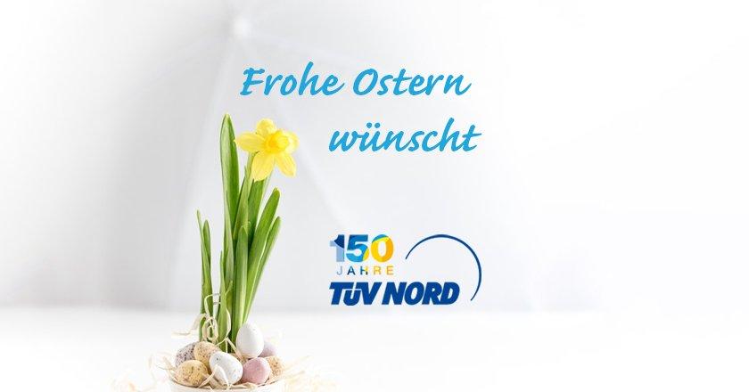 Image of Das Team #TÜVNORD wünscht heute allen ein frohes #Osterfest! 🌹🐰🍫 https://t.co/FXSKLHRzFI