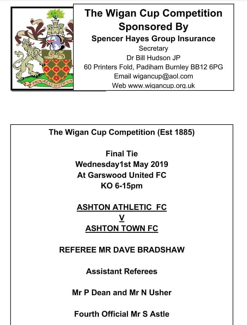 I personally couldnt write a better script for a final and end of season finale..  Buzzing. Simply can not wait. Silverware is silverware. For me this is as big as the FA Cup.  How better for a chance to go and win it., than against our Towns rivals..  #letsdothis #UpTheTown<br>http://pic.twitter.com/Q6pKjj6Rz1
