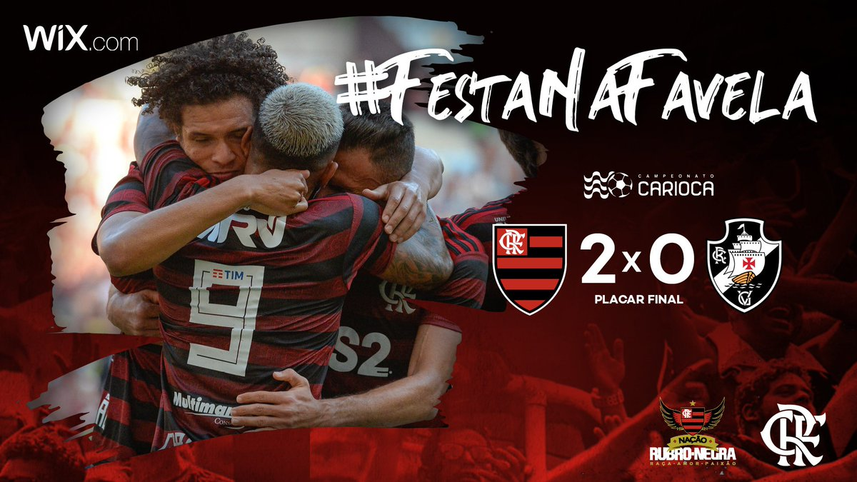 Flamengo's photo on #FestaNaFavela