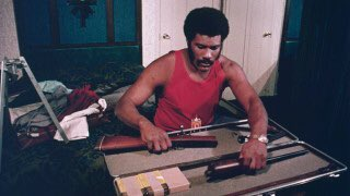 You know some real shit is going down when Mean Joe Greene starts to assemble a rifle.