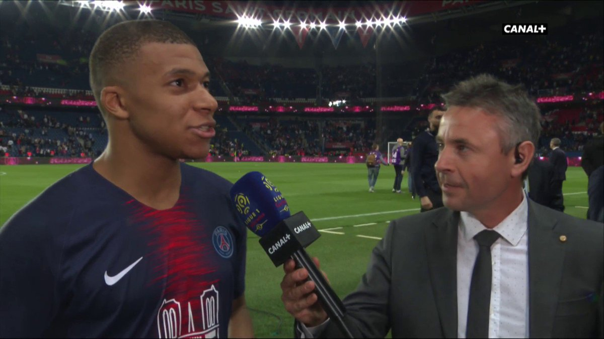 """MBAPPÉ: """"Estoy aquí, me uní al proyecto del PSG. Mejor para el Madrid si está Zizou, veré sus partidos como admirador"""":"""