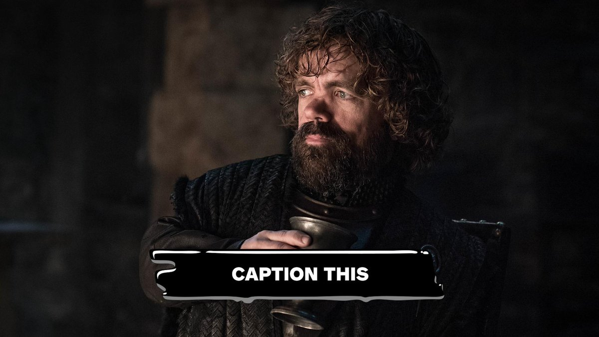 Tweet us your best caption for this photo and we may feature it on our #GameOfThrones IGN Watch Party tonight!