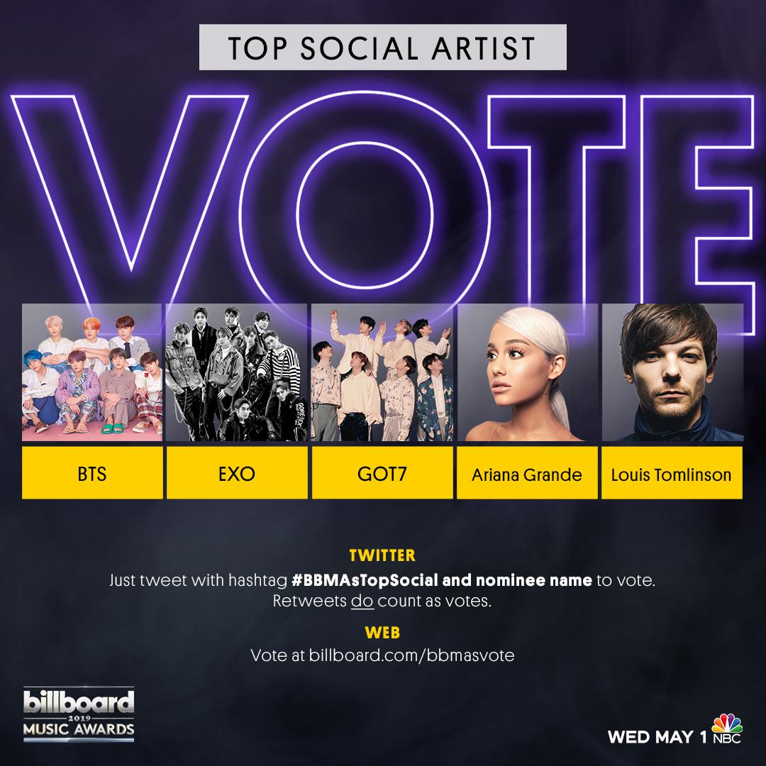 Billboard Music Awards's photo on #BBMAsTopSocial