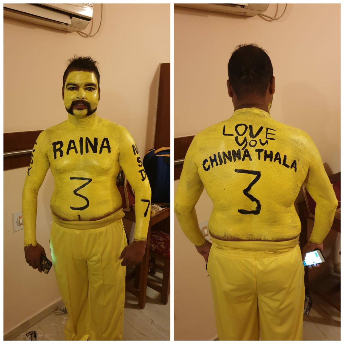 a33254c42 Suresh Raina 🇮🇳, Suresh Raina World ☆, Suresh Raina FanClub and 7 others