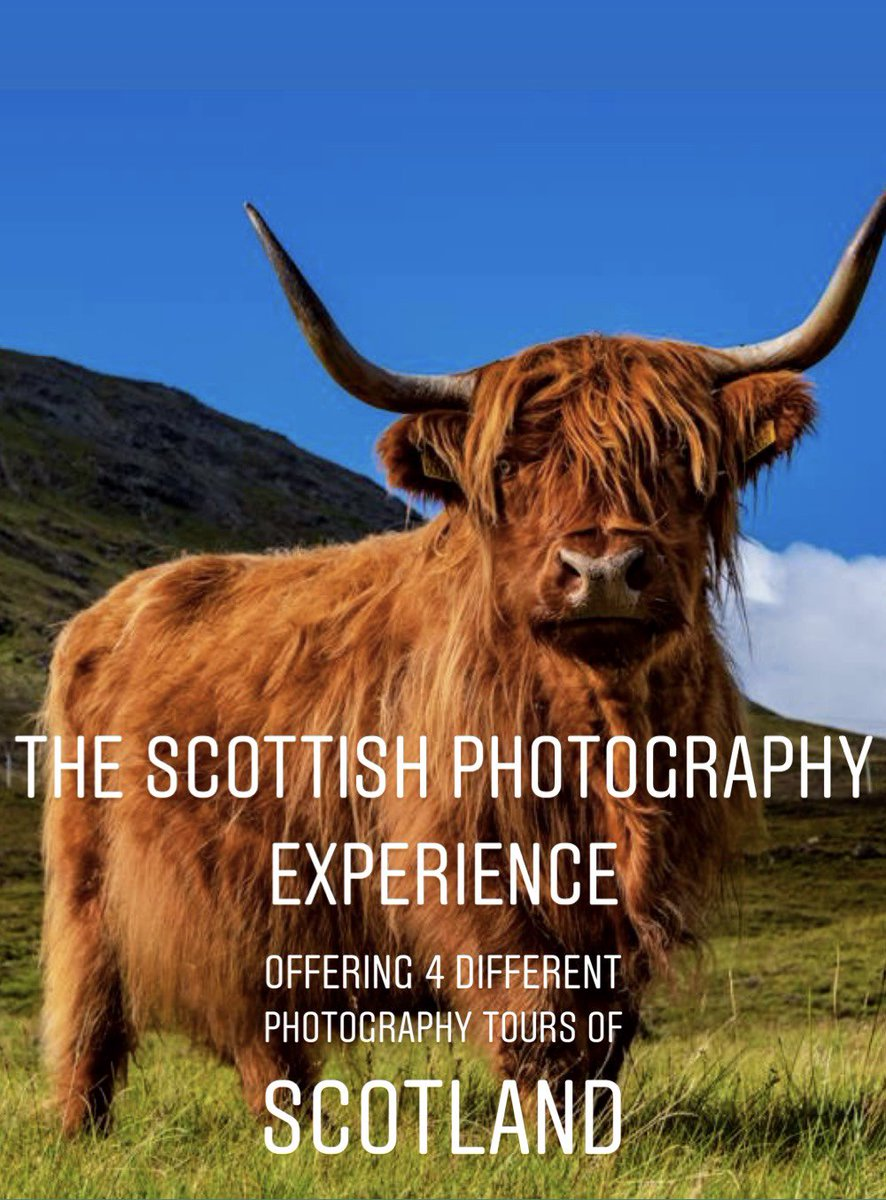 The Scottish Photography Experience offer 4 different photography tours in Scotland.   Edinburgh Photography Tour  #Outlander Photography Tours  4 Abbeys + A Chapel Photography Tour  Custom, Private, Photography Tours of Scotland   For details click here: https://jameschristiephotography.com