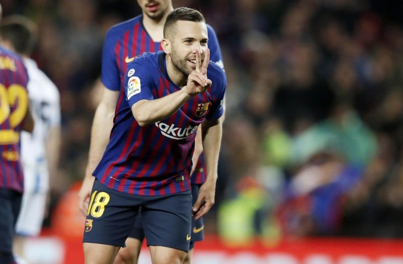How many victories we need to win another La Liga?   Alba: