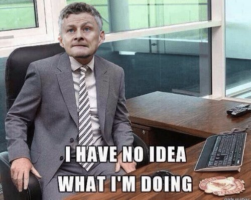 When Manchester United sacked Jose Mourinho, they were 19 points behind Liverpool and were 6th in the Premier League.  After what was deemed a massive turnaround culminating in Ole Gunnar Solskjær being offered a 3 year contract, they're still 6th but 24 points behind Liverpool!