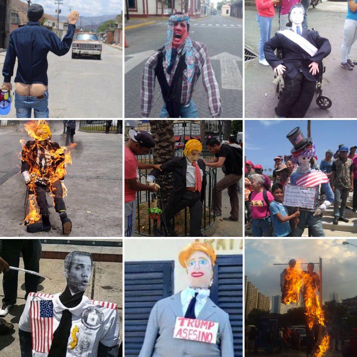 (Fotos) Ya no lo quiere nadie: Juan Guaidó fue el Judas más quemado por los venezolanos D4tfnctXsAU6QEO