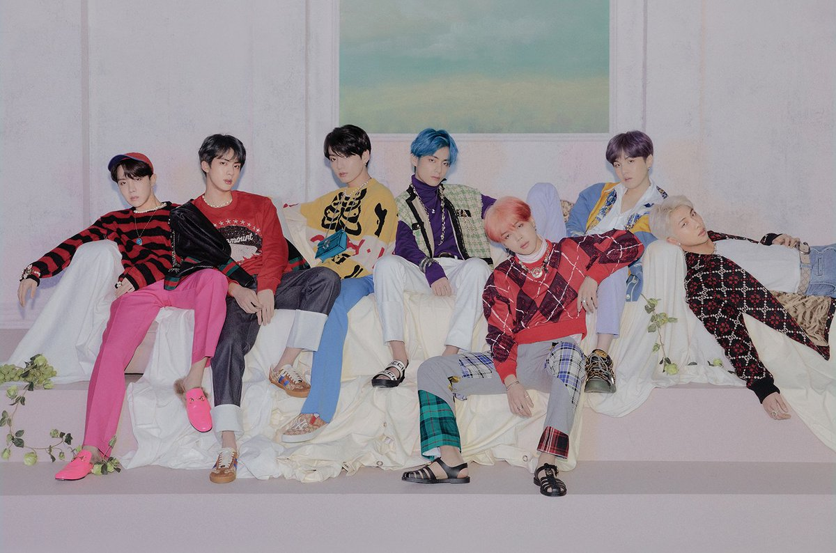 BTS scores third No. 1 album on Billboard 200 chart with #MapOfTheSoulPersona blbrd.cm/RRvZVd