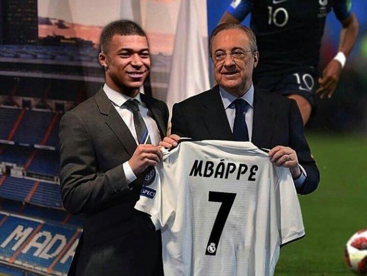 #FreeMbappe